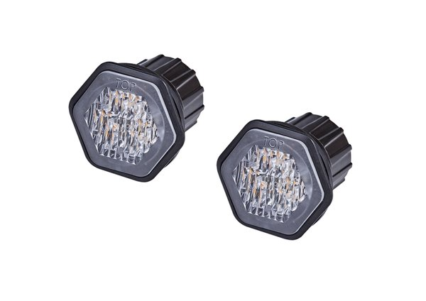 LED Frontblitzer Bull Eye SHL | 18 Watt